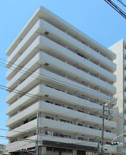 駅近かつ目黒川からもすぐのマンション