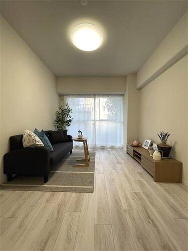 洋室1約6.2帖 家具付き販売です。