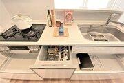 浄水器・食洗器付きシステムキッチン