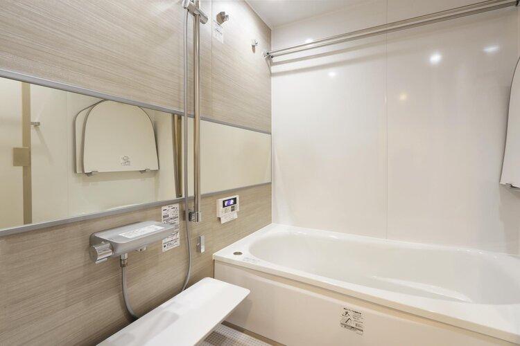 お風呂は1418サイズ。